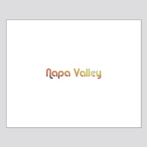 Napa Valley, California Small Poster