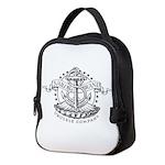 Sailorukes_Clam_Light Neoprene Lunch Bag