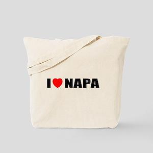 I Love Napa Valley, Californi Tote Bag