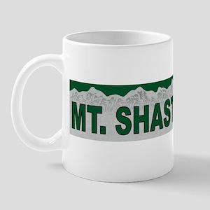Mt. Shasta Mug
