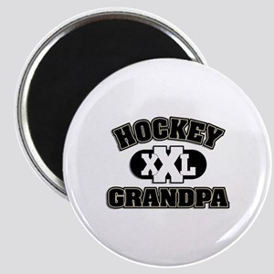 Hockey Grandpa Magnet