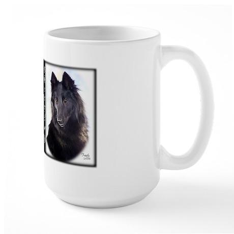 Belgian Sheepdog Large Mug