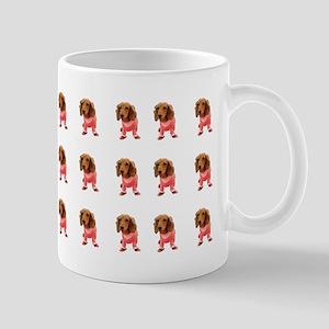 Doxie Angel Cute Dachshund 23 Mugs