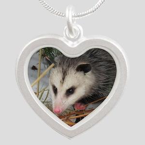 Snow Possum Necklaces