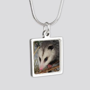 Snow Possum Necklaces