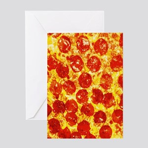 Pizzatime Greeting Card