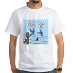 Bird Calls White T-Shirt