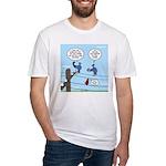 Bird Calls Fitted T-Shirt