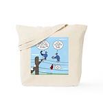 Bird Calls Tote Bag