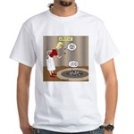 Tinkles - Timmys Cat White T-Shirt
