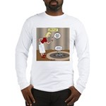 Tinkles - Timmys Cat Long Sleeve T-Shirt