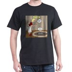 Tinkles - Timmys Cat Dark T-Shirt