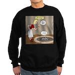 Tinkles - Timmys Cat Sweatshirt (dark)