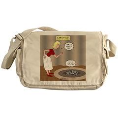 Tinkles - Timmys Cat Messenger Bag
