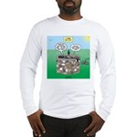Tinkles Saves the Day Long Sleeve T-Shirt
