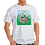 Tinkles Saves the Day Light T-Shirt