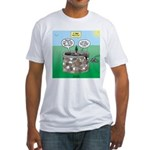 Tinkles Saves the Day Fitted T-Shirt