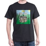 Tinkles Saves the Day Dark T-Shirt