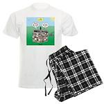 Tinkles Saves the Day Men's Light Pajamas