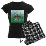 Tinkles Saves the Day Women's Dark Pajamas