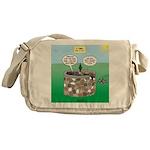 Tinkles Saves the Day Messenger Bag