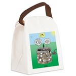 Tinkles Saves the Day Canvas Lunch Bag
