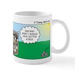 Tinkles Saves the Day Mug