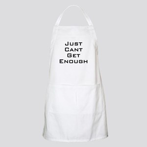 I just can't get enough BBQ Apron