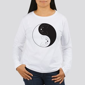 yingyang Long Sleeve T-Shirt