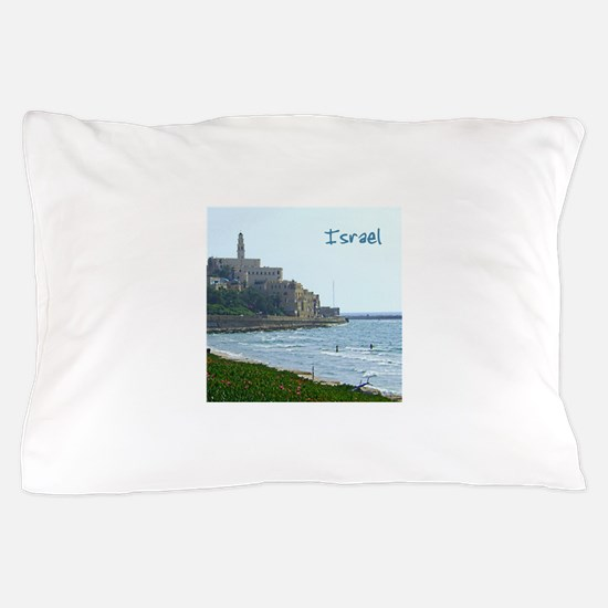 Jaffa Israel souvenir Pillow Case