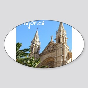 Majorca Church Sticker