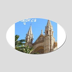 Majorca Church Wall Decal