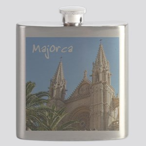 Majorca Church Flask