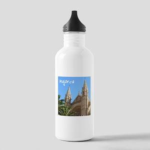 Majorca Church Water Bottle