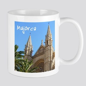 Majorca Church Mugs