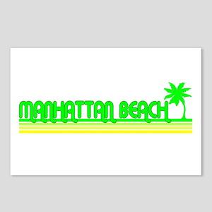 Manhattan Beach, California Postcards (Package of