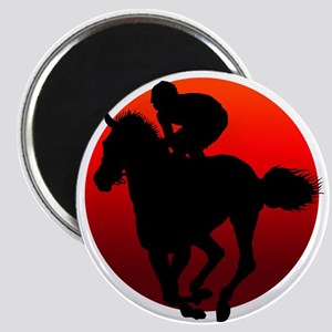 horse racing Magnet