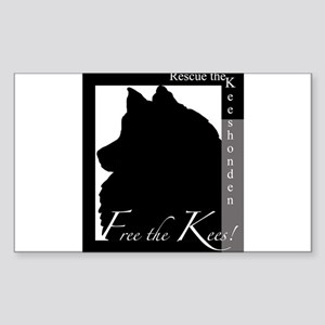 Free the Kees - Contemporary Look Sticker