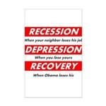 recession Posters