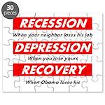 recession Puzzle