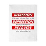 recession Twin Duvet