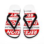 recession Flip Flops