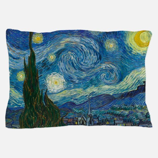 Starry Night Pillow Case