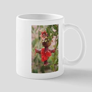 Pomegranate Cross Mugs