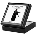 Turn your head and cough Keepsake Box