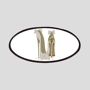 Wedding High Heel Stilettos Art Patches