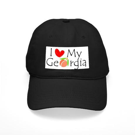 I love my Georgia peach Black Cap