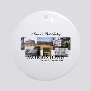 ABH Morristown NHP Ornament (Round)
