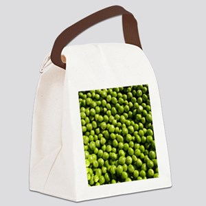 peas, vegetable, Canvas Lunch Bag