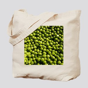 peas, vegetable, Tote Bag